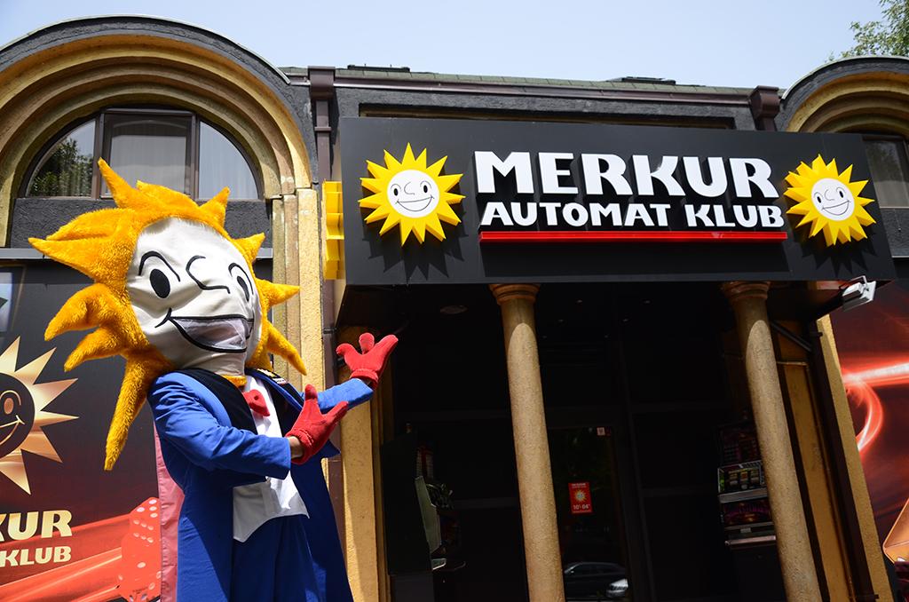 Merkur Automat Klub Beograd Srbija